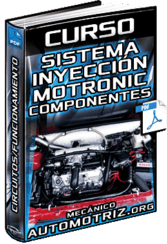 Curso de Sistema de Inyección Motronic - Sensores, Circuitos y Funcionamiento