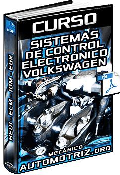 Curso: Sistemas de Control Electrónico Volkswagen - HEUI, ECM, IDM, EGR y Componentes