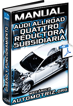 Descargar Manual de Audi Allroad Quattro con Reductora Subsidiaria