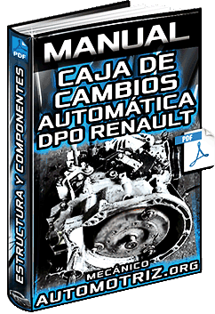 Manual De Caja De Cambios Autom 225 Tica Dp0 Renault