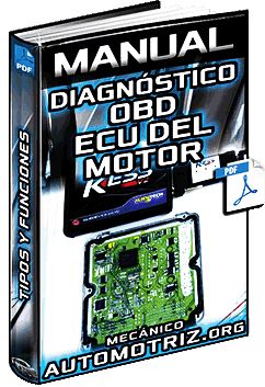 Descargar Manual de Diagnóstico a Bordo OBD de ECU del Motor