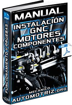 Manual Instalacion Gnc Motores Funcionamiento Componentes Electronicos Circuitos Pruebas Puesta Punto on Diagrama De Transmision Automatica