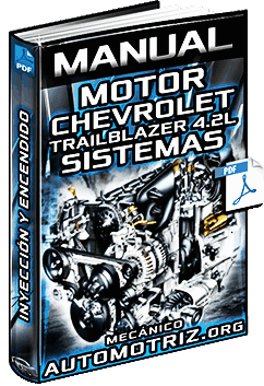 Manual Motor Chevrolet Trailblazer L Sistema Inyeccion Encendido Electronico Diagnostico Fallas Analisis