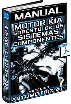manual de motor kia 2.5 tci, 3.5 v6 y sirius 2.4 - sistemas, componentes y  diagramas | mecánica automotriz  mecánica automotriz