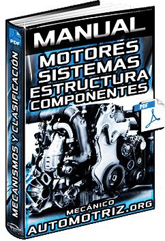 Manual: Motores y Sistemas - Estructura, Componentes, Mecanismos y Clasificación