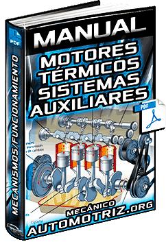 Manual: Motores Térmicos y Sistemas - Potencia, Compresión y Sobrealimentación