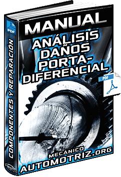 manual de an lisis de da os de partes de portadiferenciales meritor rh mecanicoautomotriz org manual montagem diferencial meritor