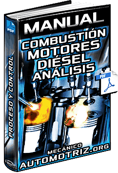 Manual de Combustión en Motores Diésel - Proceso, Análisis, Ignición y Emisiones