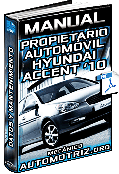 Descargar Manual de Propietario de Hyundai Accent 2010