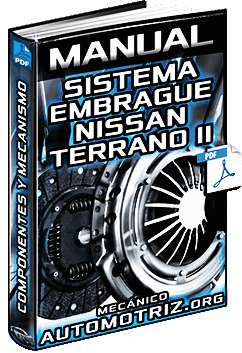 Descargar Manual de Embrague de Nissan Terrano II R20