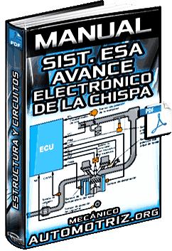 Manual de Sist. ESA Avance Electrónico de la Chispa - Estructura, Circuitos y Funciones