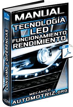 Manual: Tecnología LED - Funcionamiento, Rendimiento, Consumo y Diferencias