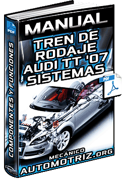 Descargar Manual de Tren de Rodaje de Audi TT Coupé 2007