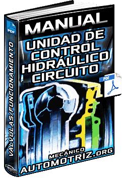 Manual de Unidad de Control Hidráulico - Circuitos, Válvulas y Funcionamiento