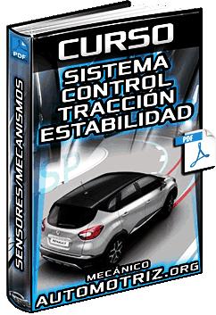 Curso: Sistema de Control de Tracción y Estabilidad – Sensores y Mecanismos