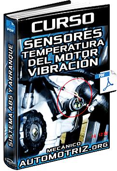 Curso de Sensores de Temperatura del Motor, Vibración, Luces, ABS y Arranque