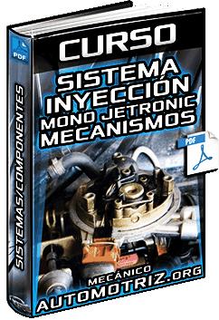 Curso de Sistema de Inyección Mono Jetronic – Mecanismos, Componentes y Sistemas