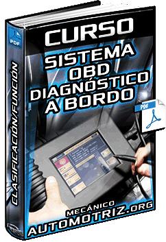 Curso de Sistema OBD Diagnóstico a Bordo – Tipos, Diagnóstico y Funcionamiento