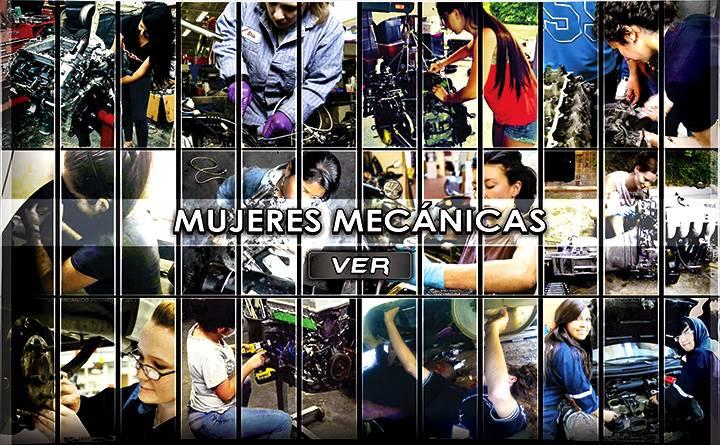 Fotos de Mujeres en Mecánica Automotriz