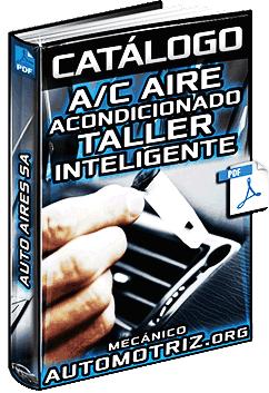 Catálogo de A/C Aire Acondicionado - Novedades, Taller Inteligente y Consumo