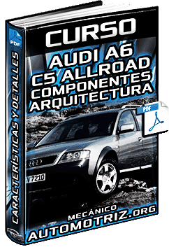 Curso de Audi A6 C5 Allroad - Estructura, Componentes y Arquitectura