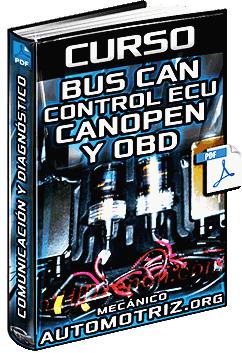 Curso de Bus Can (Control Area Network) y Protocolo de Comunicaciones CANopen