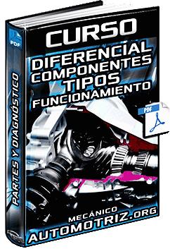 Curso de Mecanismo Diferencial - Tipos, Componentes y Funcionamiento