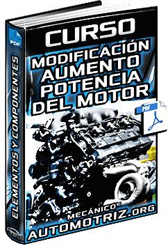 Curso de Aumento de Potencia del Motor - Elementos y Modificaciones