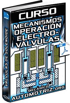 Curso de Mecanismos y Operación de Electroválvulas - Válvulas de Solenoide