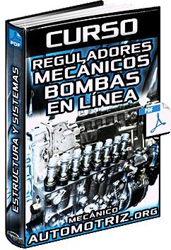 Curso de Reguladores Mecánicos de Bombas en Línea - Sistemas y Estructura