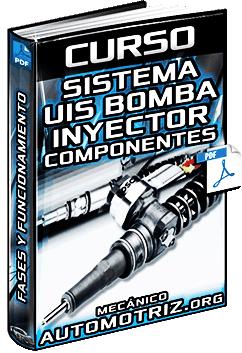 Curso de Sistema de Bomba-Inyector UIS – Fases, Componentes y Funcionamiento