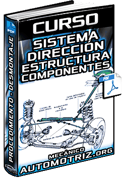 Curso: Sistema de Dirección – Estructura, Partes y Procedimiento de Desmontaje