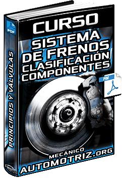 Curso de Sistema Frenos – Principios, ABS, Clasificación, Componentes y Válvulas