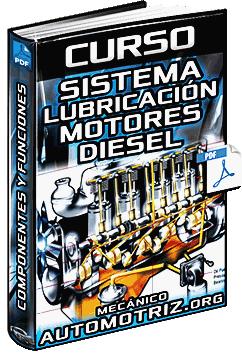 Curso: Sistema de Lubricación de Motores Diésel – Componentes y Funciones