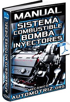Manual de Sistema de Combustible, Bomba de Alimentación e Inyectores Hidráulicos