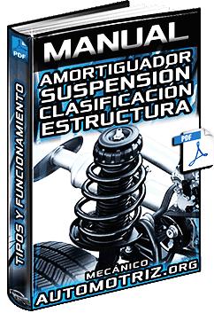 Manual de Amortiguadores y Suspensión - Tipos, Componentes y Funcionamiento