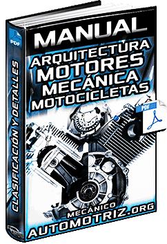 Manual de Arquitectura de Motores de Motocicletas – Mono, Bi, Tri, Tetra y 6 Cil.