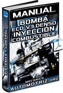 Manual de Bomba ECD-V3 Denso - Sistemas, Control e Inyección de Combustible