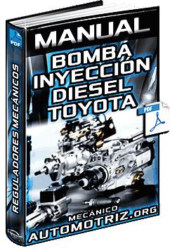 Manual: Bomba de Inyección Diesel Toyota - Reguladores, Averías y Reparación