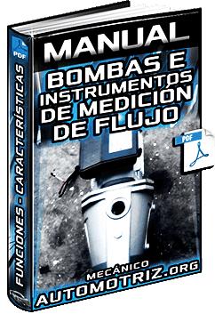 Manual de Bombas e Instrumentos de Medición de Flujo - Funcionamiento