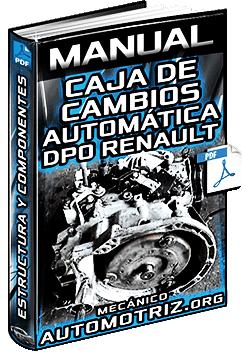 Manual de Caja de Cambios Automática DP0 Renault – Estructura y Componentes