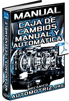 Manual de Caja de Cambios – Transeje, Transmisión Manual y Automática