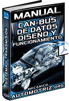 Manual de Sistema de CAN-Bus de Datos Bosch - Diseño y Funcionamiento