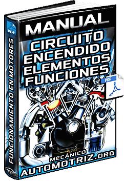Manual: Circuito de Encendido en Motores - Partes, Diagnóstico y Reparación