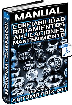 Manual de Confiabilidad en Rodamientos – Estructura, Aplicaciones y Mantenimiento