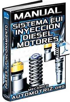 Manual de Sistema de Inyección Diesel EUI en Motores - Partes y Funcionamiento