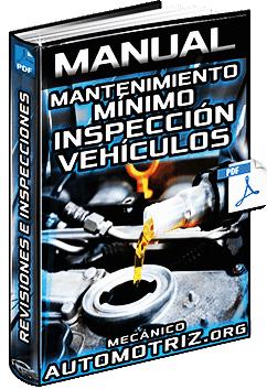 Manual de Revisión e Inspección del Vehículo - Mantenimiento Mínimo