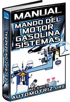 Manual de Descripción del Sistemas del Mando del Motor de Gasolina Toyota
