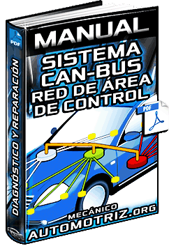 Manual de Sistema CAN Red de Área de Control - Diagnóstico y Reparación
