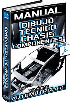 Manual de Dibujo Técnico del Chasis - Símbolos, Componentes y Mecanismos